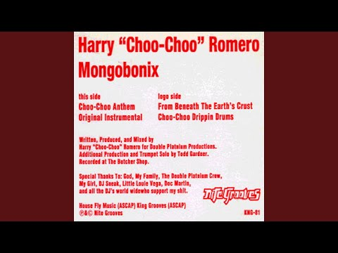 Mongobonix (Choo-Choo Drippen Drums)