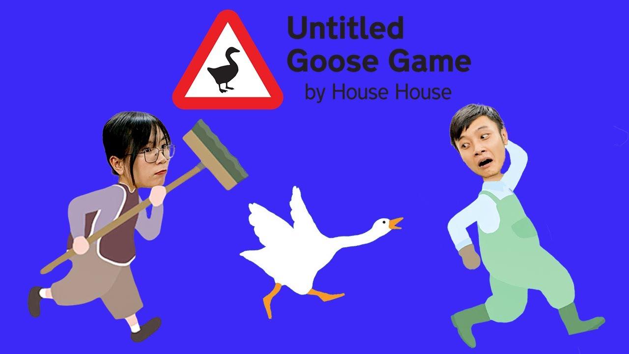 Chơi game Untitled Goose Game cực vui cùng nShop - Games & Hobbies