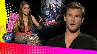 Pemeran 'Thor' Kejutkan Cinta - Cumicam 25 April 2015