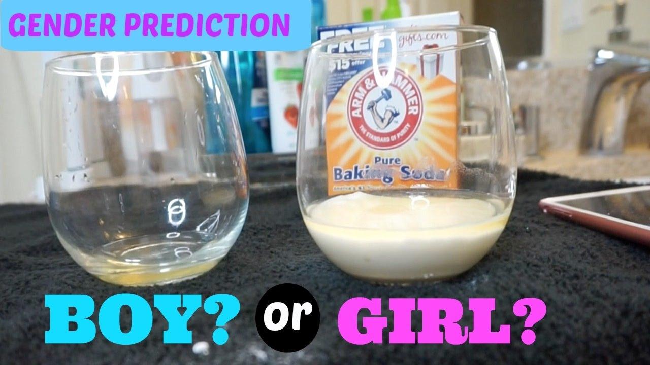 gender prediction test at