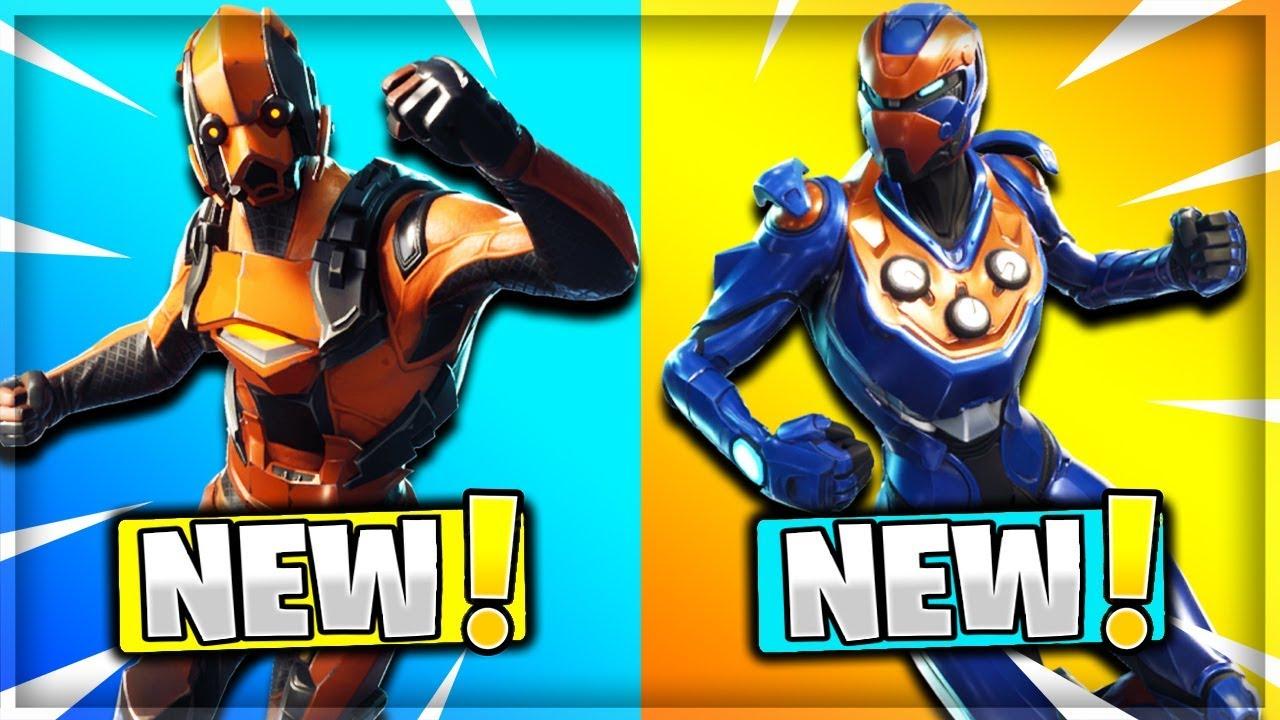 the new fortnite skin
