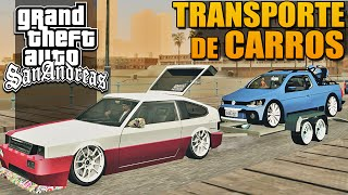 Transporte de Carros - GTA San Andreas