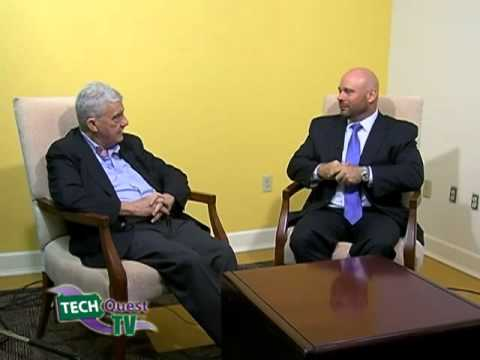 Tech Quest TV- Interview with Edgar Harrell from Harrell Partners, LLC and Harrisburg University