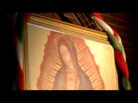 Fiesta La Guadalupe/ Mexico's Patron Saint celebrated at Lady of Angels Church