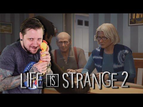 LIFE IS STRANGE 2 #2.2 - Dziadkowie są podejrzani... - WarGra thumbnail