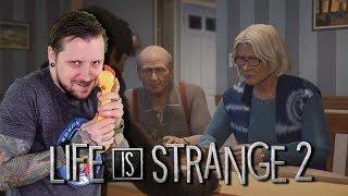 LIFE IS STRANGE 2 #2.2 - Dziadkowie są podejrzani... - WarGra