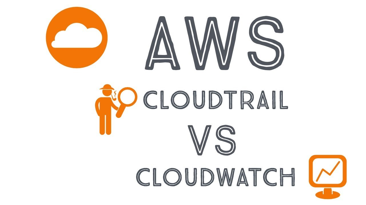 AWS Cloudtrail vs Cloudwatch in 15 minutes | AWS tutorial for