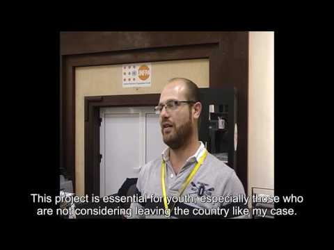 Ayman | UNFPA | Youth Innovation Homs