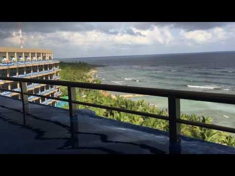 El Dorado Seaside Oceanfront Infinity Pool Suite