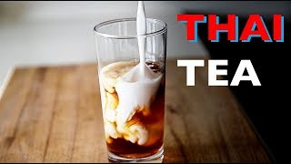HOW TO MAKE VEGAN THAI TEA