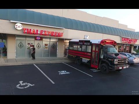 Thai Food Truck Vlog: Now Serving Drones