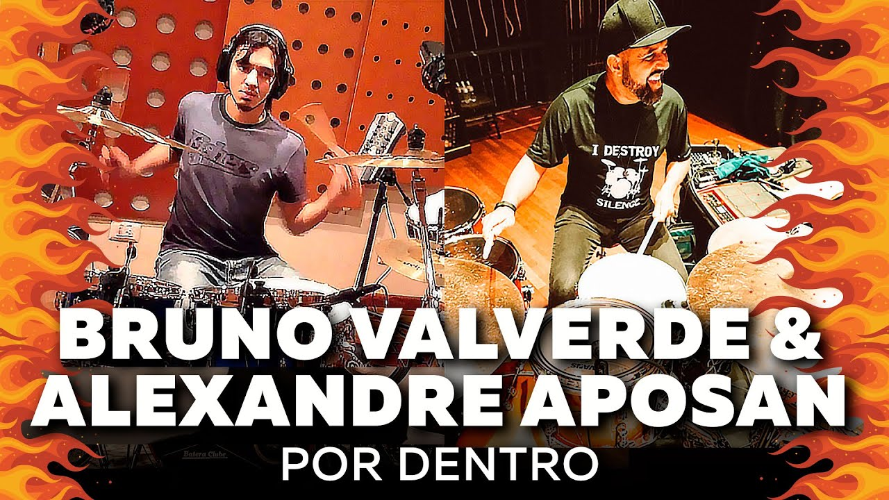 Bruno Valverde & Alexandre Aposan Música Gospel e Secular