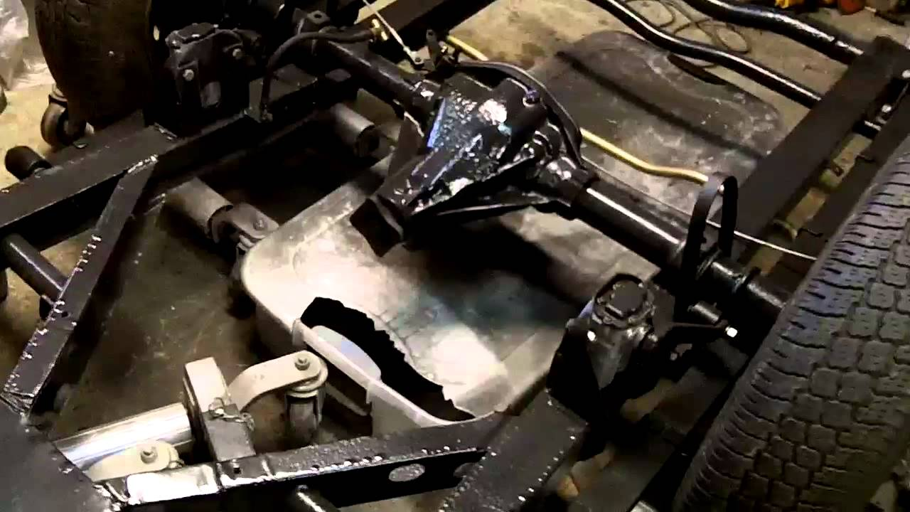 Triumph Tr3a Restoration Steering Propshaft Rad