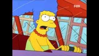 Callate Becky - Los Simpsons