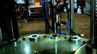 видео Роторная упаковочная машина ILPRA из нержавеющей стали. Упаковочная машина роторного типа от компании Vemata.