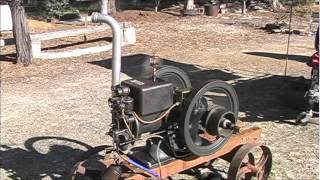 Echuca Steam Rally 2012 Internal Combustion Engines Part 2