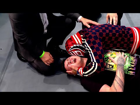 Rey Mysterio looks to retaliate against Roman Reigns this Friday