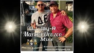 Marcos Orozco mix BY DJ Jay-R