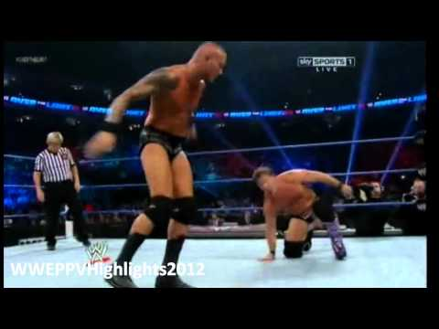 WWE Over The Limit 2012 Highlights (HQ)