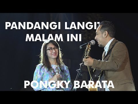 Pongky Barata - Pandangi Langit Malam Ini | High Quality (Audio & Video) | By Evio Multimedia