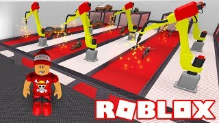 Roblox → The FACTORY OF REALISTIC CARS and MOTORCYCLES!! -CAR FACTORY TYCOON 🎮