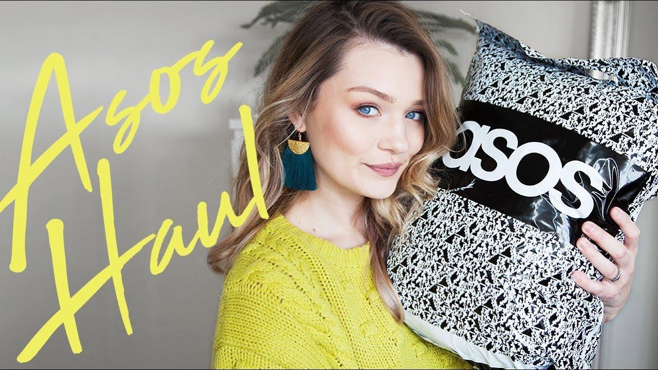 [VIDEO] - AUTUMN ASOS HAUL & TRY ON! | Laura Bradshaw 6