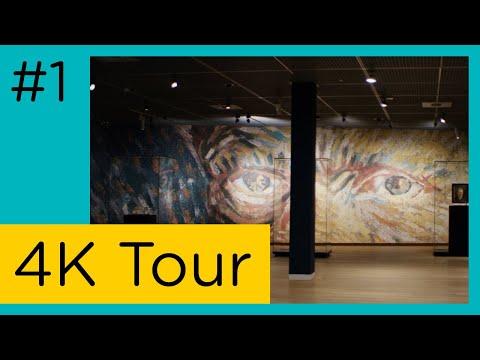 Van Gogh Museum 4K Tour || Part 1/7 ||
