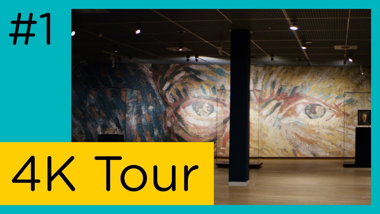 Van Gogh Museum 4K Virtual Tour || Part 1/7 ||