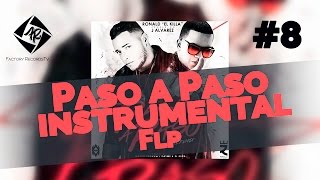 ronald el killa ft j alvarez paso a paso remix instrumental flp gratis 8 prod dj decko