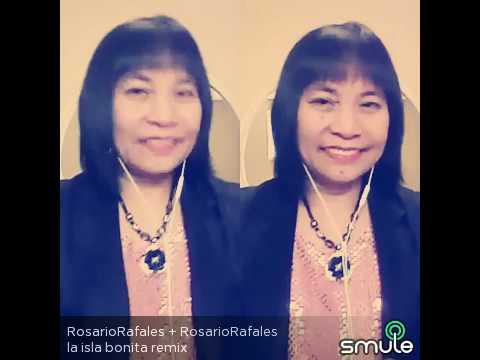 """LA ISLA BONITA"" by: Rosario Rafales"