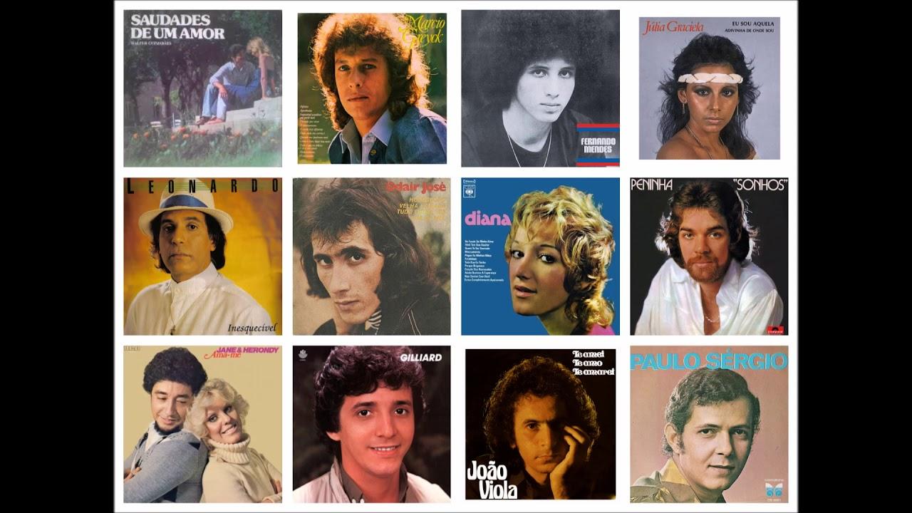 O Melhor Do Brega - Anos 1970 e 1980