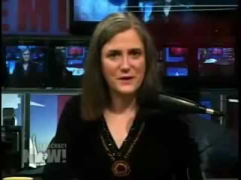 Amy Goodman Introduces Valley Free Radio