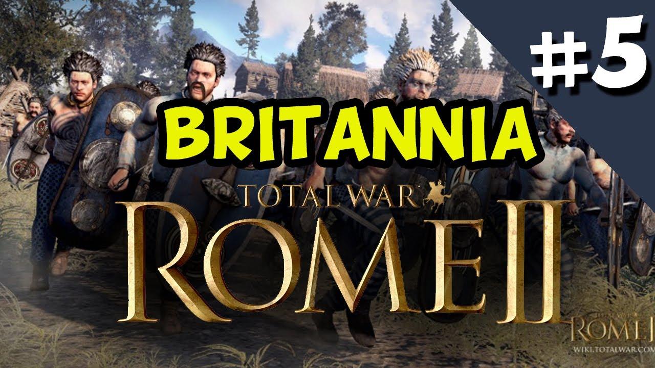 Total War Rome 2 - Gameplay Walkthrough Part 5 - Using the ...