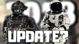 COD Ghosts Update in 2018?