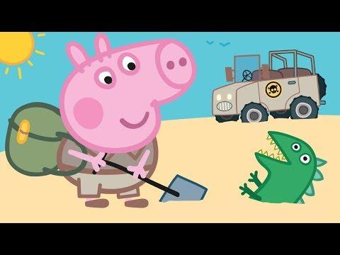 Peppa Wutz | Suche nach Mr. Dinosaur! | Peppa Pig Deutsch Neue Folgen | Cartoons für Kinder