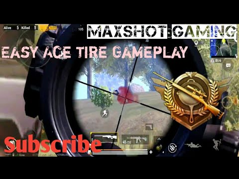 ace-tire-best-gameplay-solo-vs-duo-pubg-mobile-||-maxshot-gaming