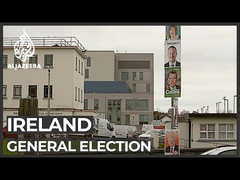 Ireland election: Waiting to see doctor tops voter concerns