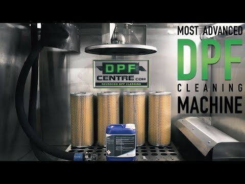 DPF Cleaning Machine | Add an additional 100K + to your business
