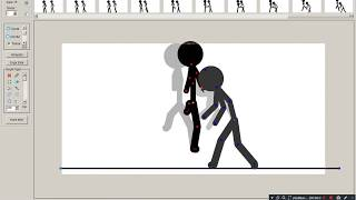 PİVOT-Basit Kavga animasyonu  nasıl  yapılır ?