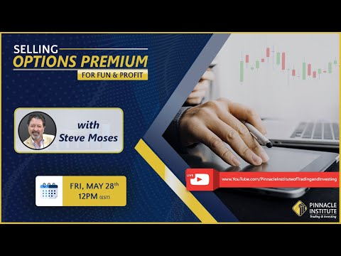 Selling options premium...for fun and profit with Steve Moses: May 28th, 2021