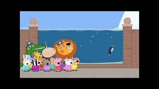 We Love Peppa Pig  The Zoo #15