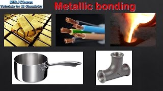 4.5 Metallic bonding (SL)