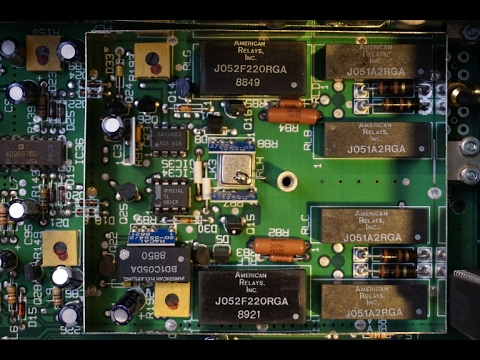 Teardown And Repair Of A Racal-Dana 1992 Frequency Counter