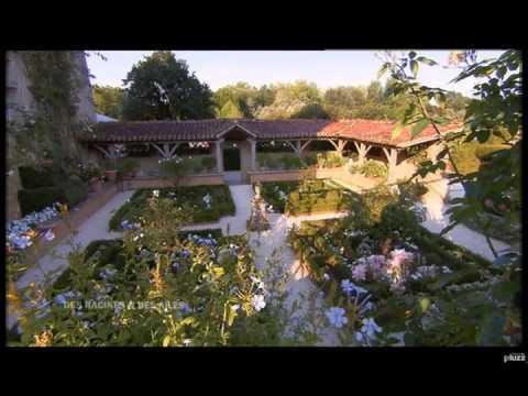Les jardins de william christie dans des racines et des for Jardin william christie