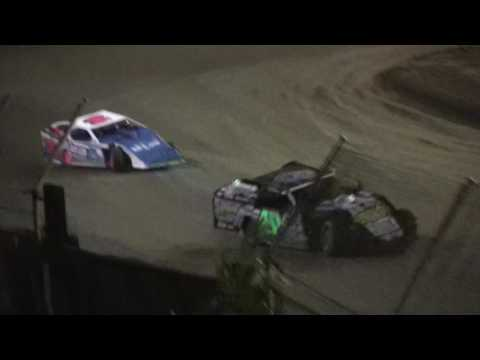 David Reutimann Chases Buzzy Adams @ East Bay Raceway Park