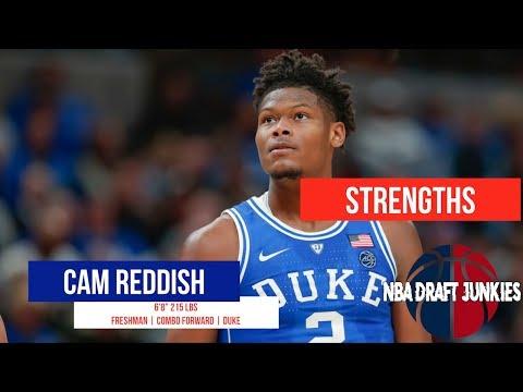 2019 NBA Draft Junkies Profile | Cam Reddish - Offensive Strengths