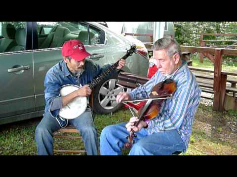 Clifftop 2009-Ralph Roberts and Oldtimeyoshi
