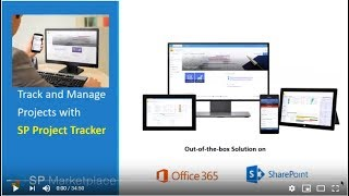 Скачать SharePoint Project Tracking Template SP Project Tracker V14