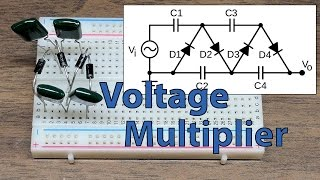 Electronics - Voltage Multiplier