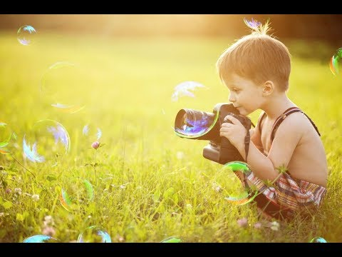 Realistic Soap Bubble Overlay Photoshop Action | Quick & Easy Tutorial